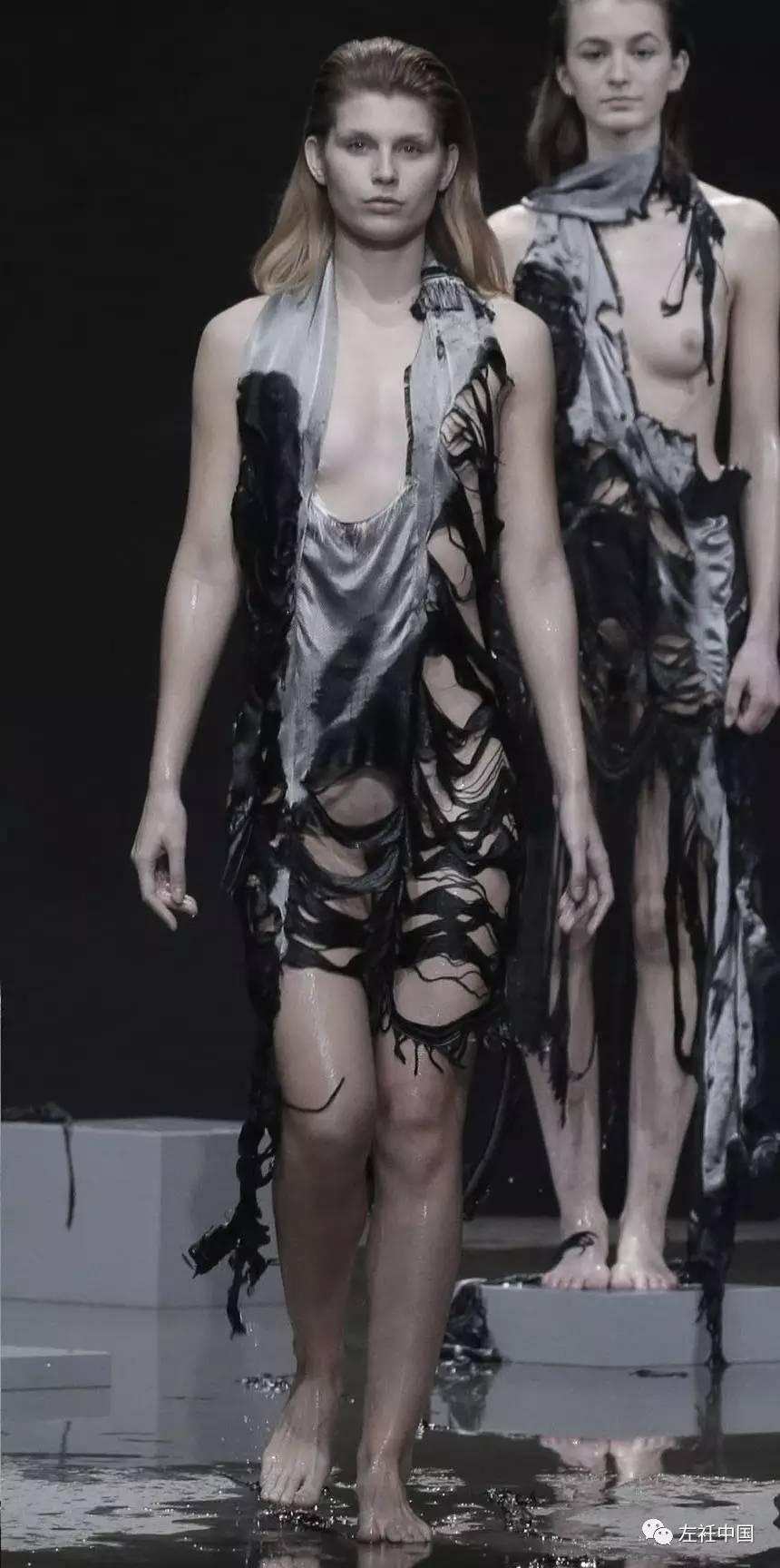 遇水即溶的未来时装震撼全场 ART 第28张