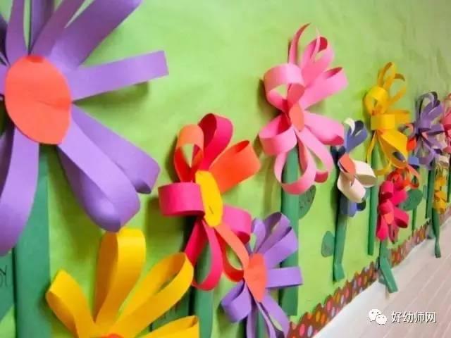 春季主题墙饰,史上最全完整版