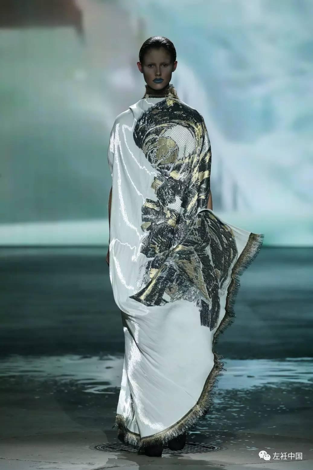 遇水即溶的未来时装震撼全场 ART 第62张