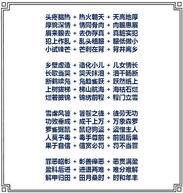 九转什么成语_成语故事简笔画