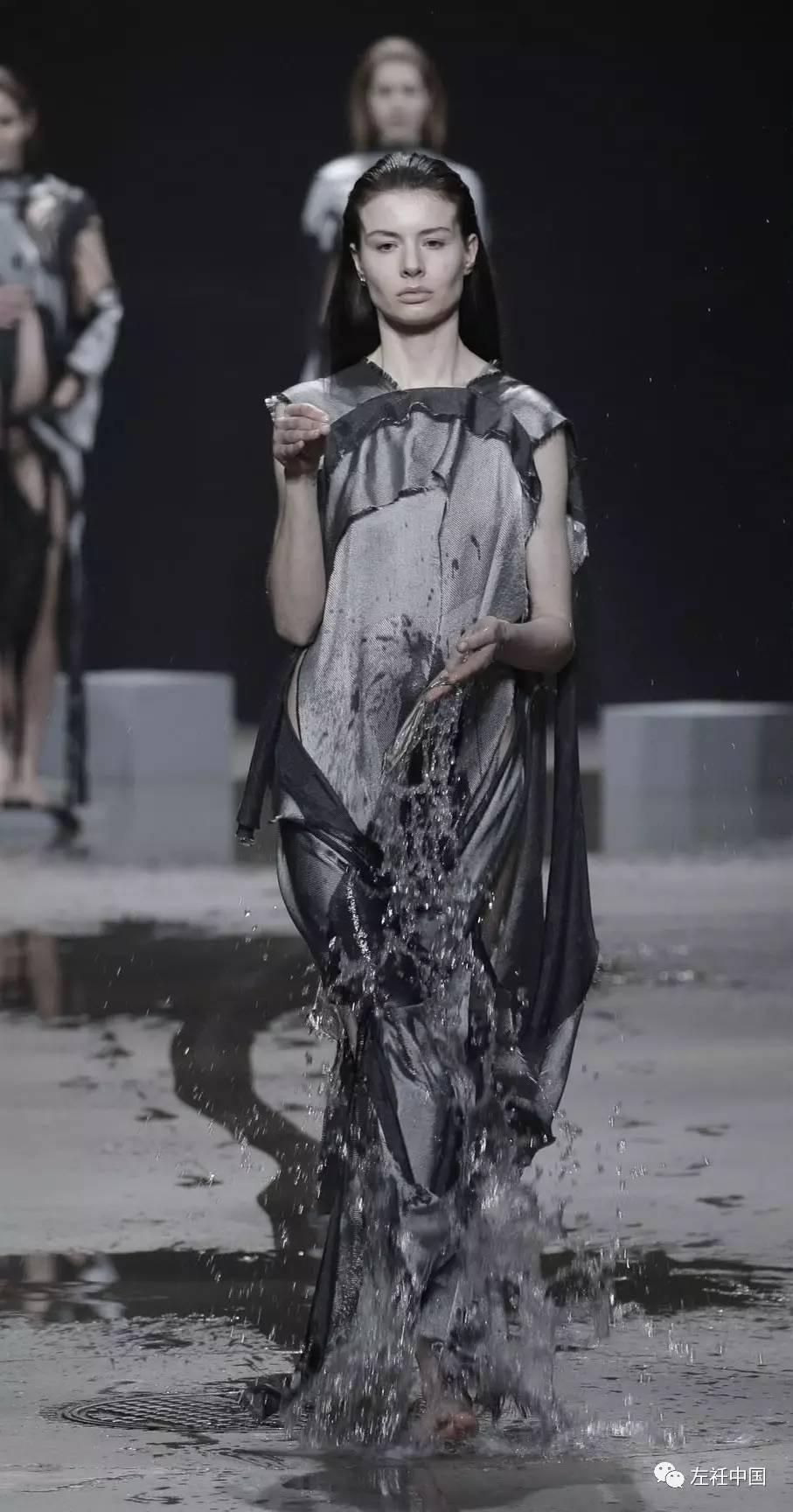 遇水即溶的未来时装震撼全场 ART 第23张