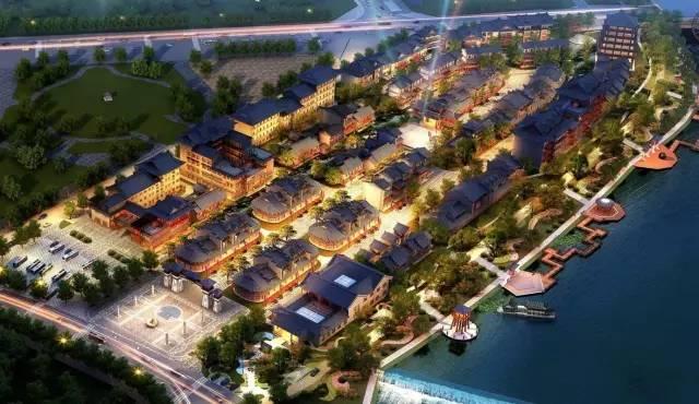 case  :河北  燕都古城——项目已落地