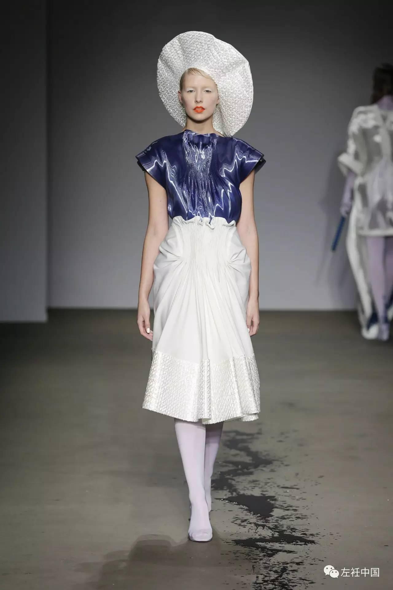 遇水即溶的未来时装震撼全场 ART 第80张