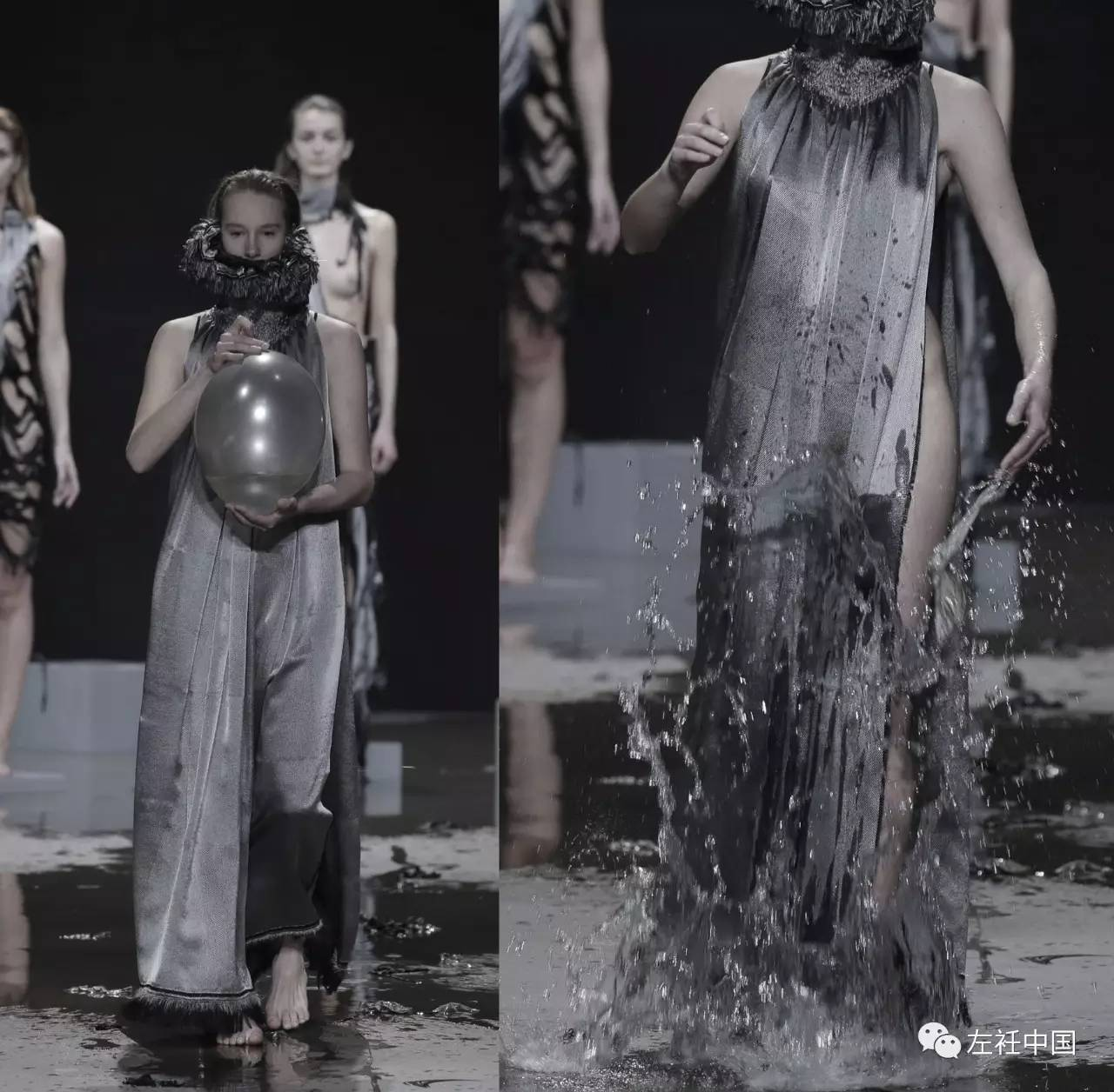 遇水即溶的未来时装震撼全场 ART 第35张