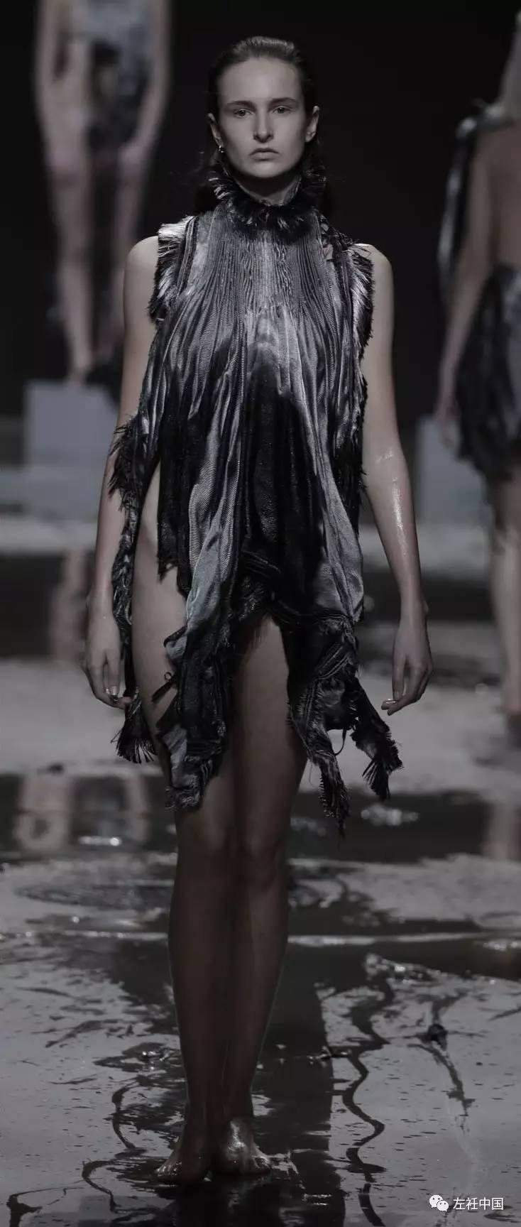 遇水即溶的未来时装震撼全场 ART 第34张