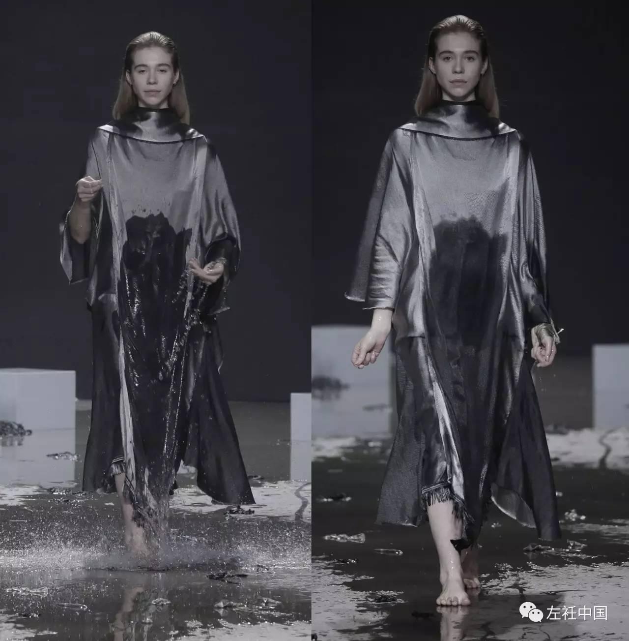 遇水即溶的未来时装震撼全场 ART 第40张