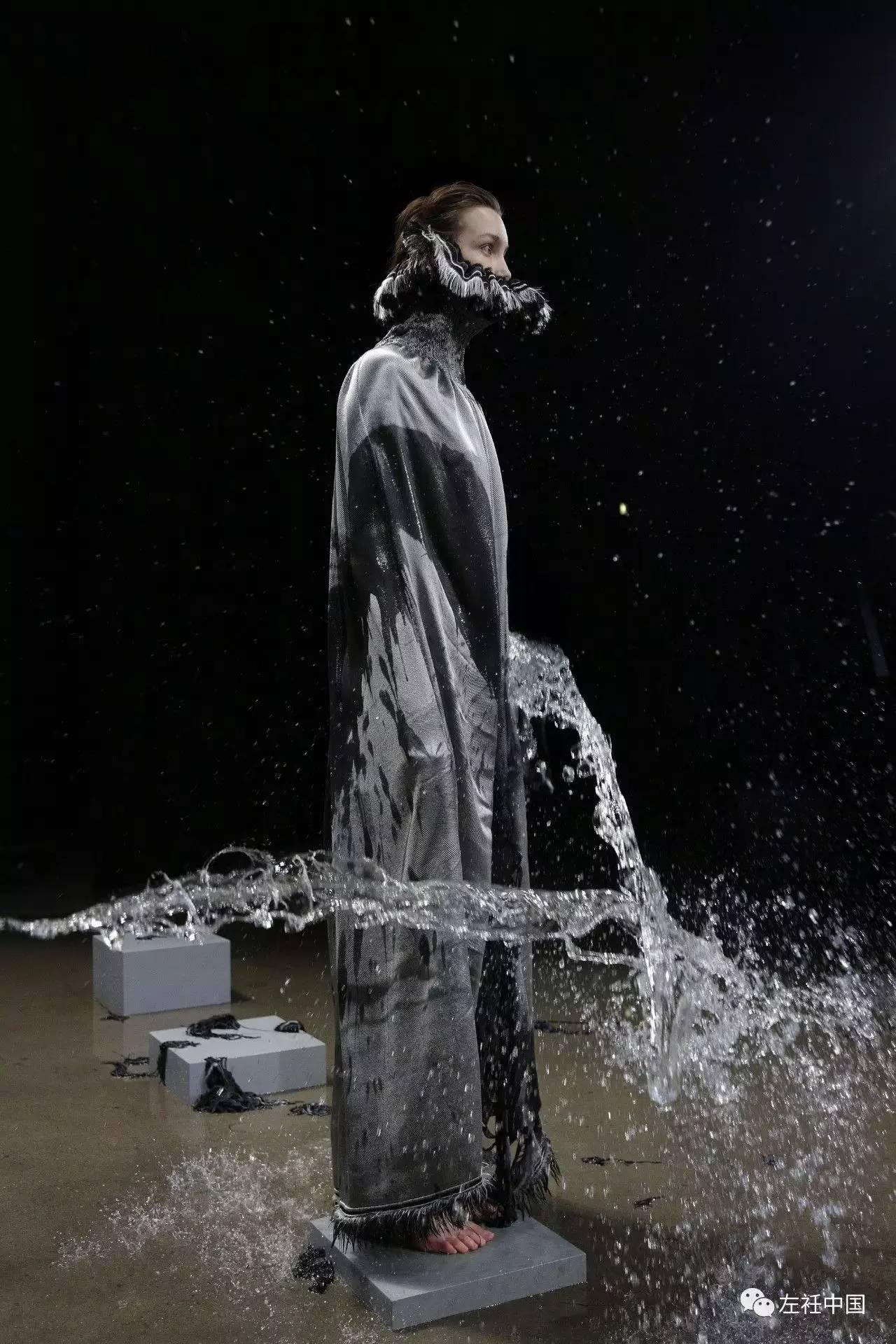 遇水即溶的未来时装震撼全场 ART 第49张