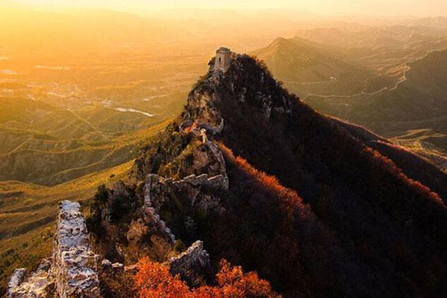 2017中国十大秋色排行榜秋天旅游景点大全