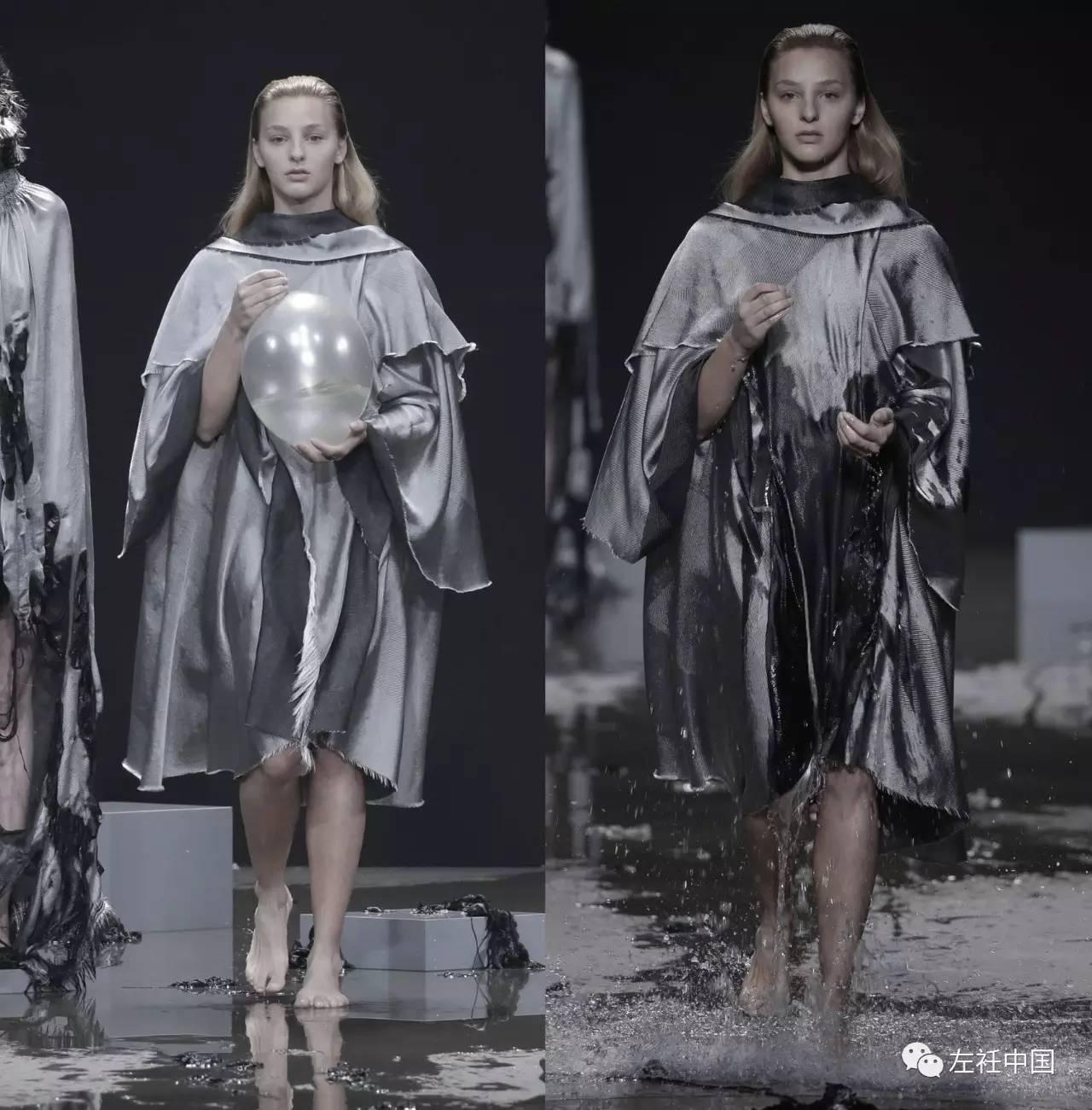 遇水即溶的未来时装震撼全场 ART 第42张