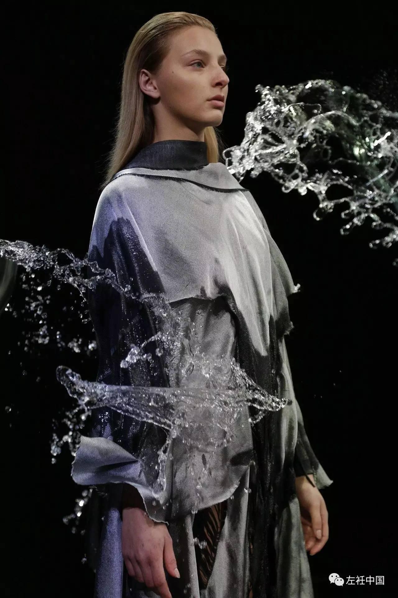 遇水即溶的未来时装震撼全场 ART 第50张