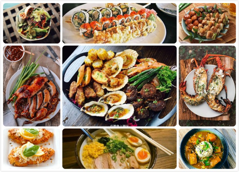 2017 x26 39 中国 齐齐哈尔 首届国际美食节全球巡展,4月12日盛大开