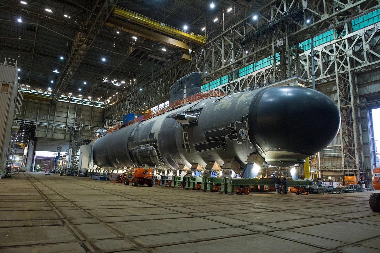 应对中国海军攻击能力 美国海军要求加速建造新型核潜艇