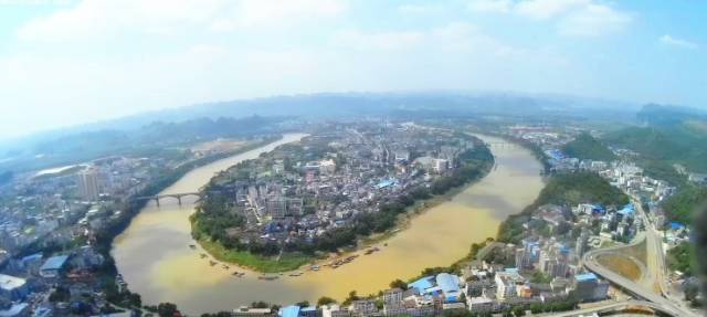 扶绥人口_广西这些风景绝美的旅行地名,90 的广西人自己都读错