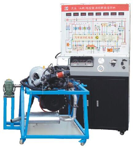 桑塔纳2000gsi电控发动机拆装运行实训台