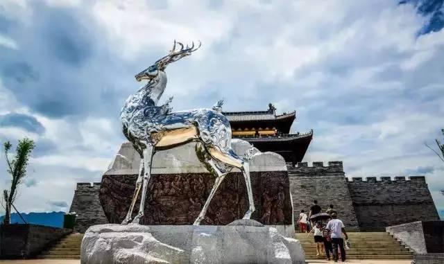 曲江公园v公园文化建别墅允许不图片