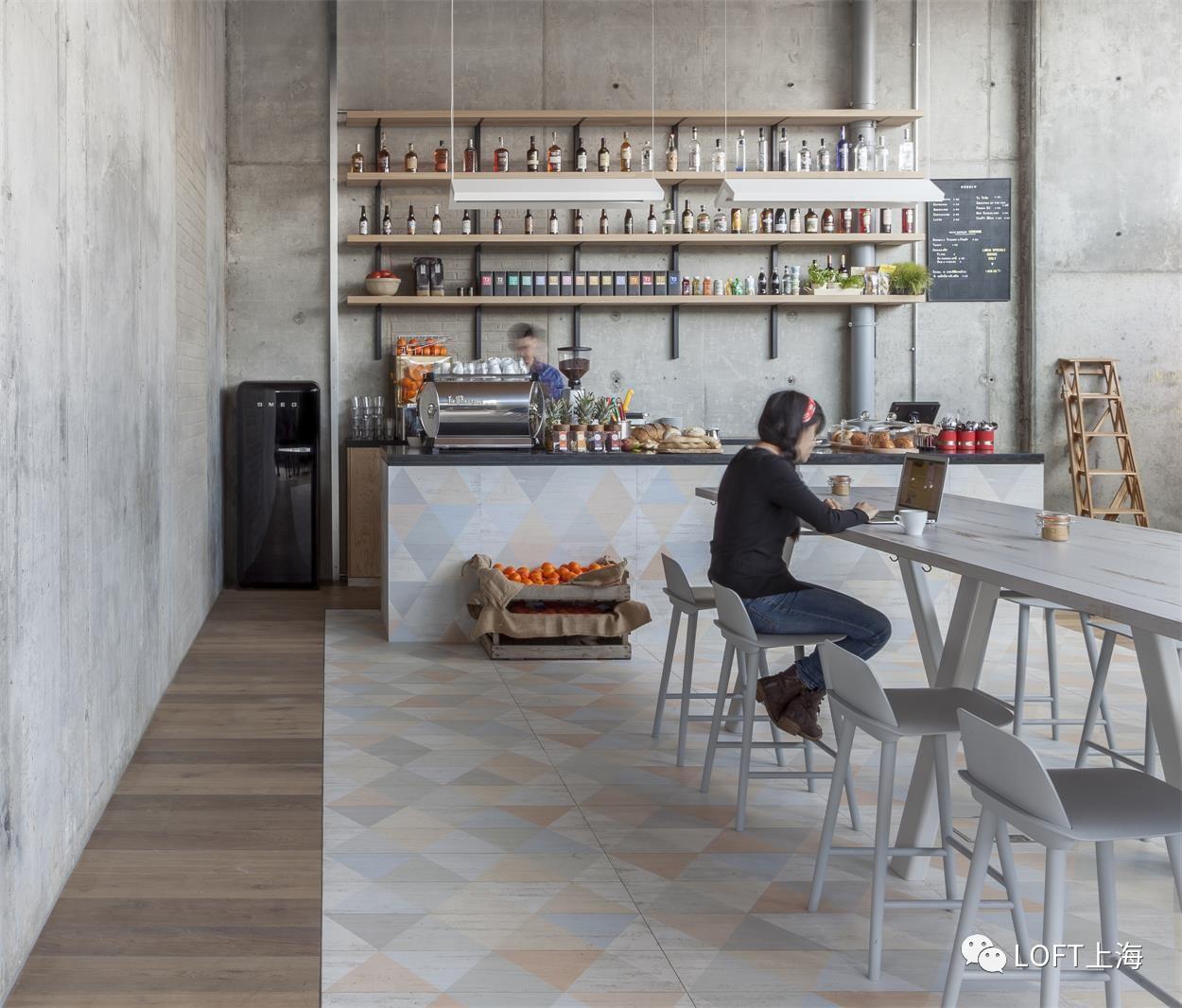 伦敦西部酒店餐饮空间现代风格设计