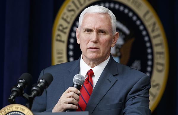 美国副总统迈克· 彭斯将于本月16日至18日,对韩国进行为期三天的访问