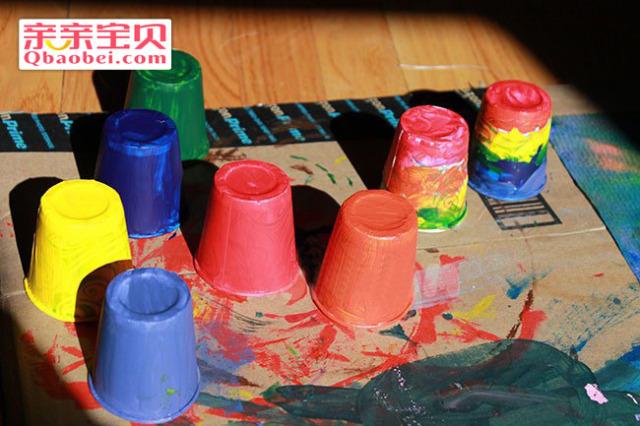 【手工制作】纸杯风车的制作方法