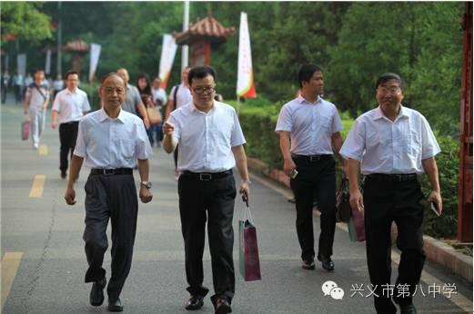贵州兴义八中2015歹.��.�iX^x�Yˠ_为了兴义八中 祝福兴义八中 —— 王文佳校长离任感言