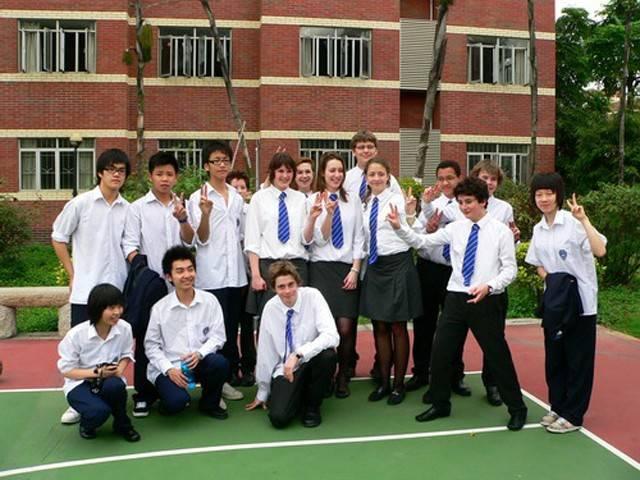 教育厅说以后广州学生的校服自己说了图片
