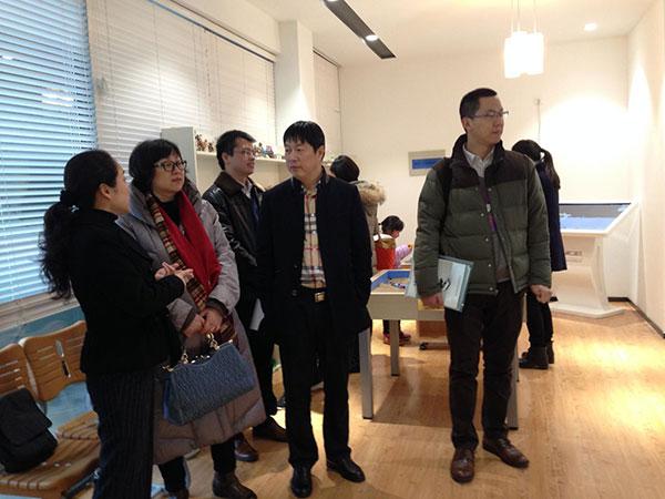 北师大辅仁淑凡作为心理产品唯一的供应商参加此次展会,展会期间得图片
