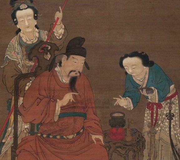 香爵爷 在古代熏香跟衣食住行一样重要