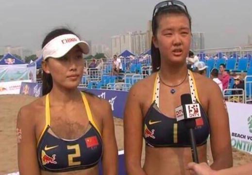 张常宁蝉联女排MVP 身高1米98的女神 主动放弃沙滩排球