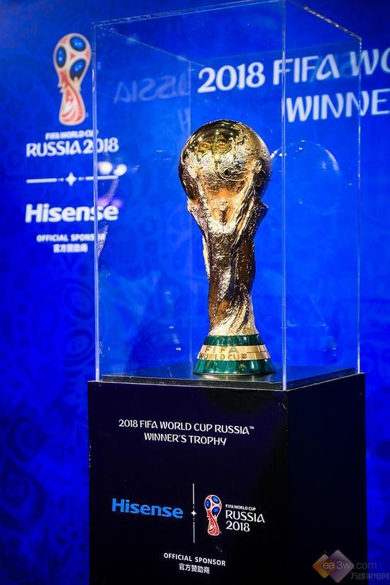 海信赞助2018年世界杯 花自己的钱,让乐视苏宁说去吧