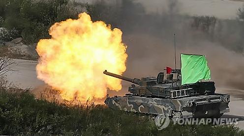 韩美将举行大规模联合火力演习 最尖端武器参演
