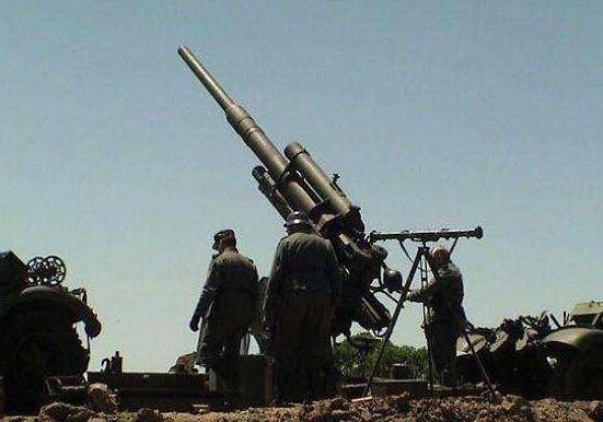 国外杂志评选的二战十大经典火炮,中日两国各有一款上榜