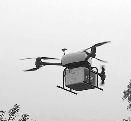 京东将在四川建150个无人机货运机场