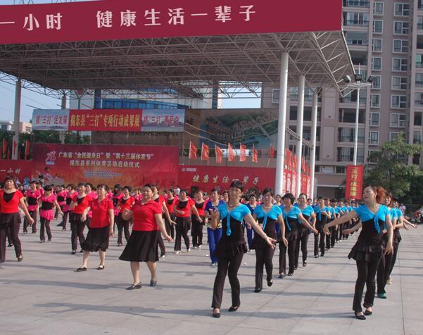 广东省揭阳市揭东区老年人体育协会简介