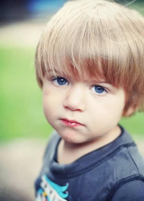 3岁男宝宝发型图片大全 3岁男童发型设计图片