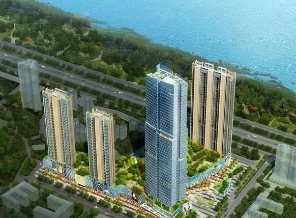 深圳天健工业区规划图