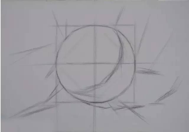 几何形体素描大全图片
