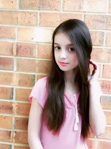 澳洲最美小萝莉 12岁横扫各大舞蹈比赛 惊艳世界图片