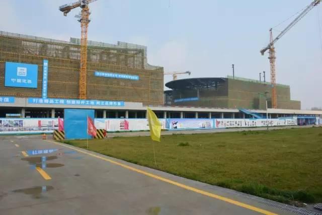 南阳近期发展规划震惊朋友圈!新火车站,三馆一院明年竣工.图片