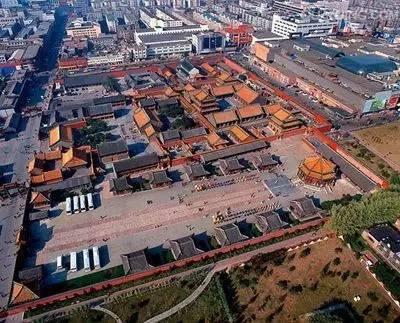 【关注】盛京皇城拟用3年时间创5a级旅游景区,核心是图片