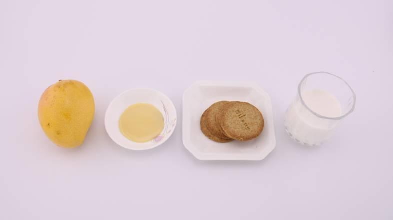 蛋糕木糠步骤杯|烤箱跑咖啡厅,翻译芒果也做的腾讯操作君拍照没有翻译不用图片