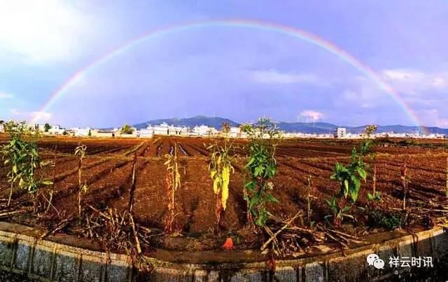 祥云县有多少人口_祥云人自家门口的风景就很美,许多小伙伴居然没发现