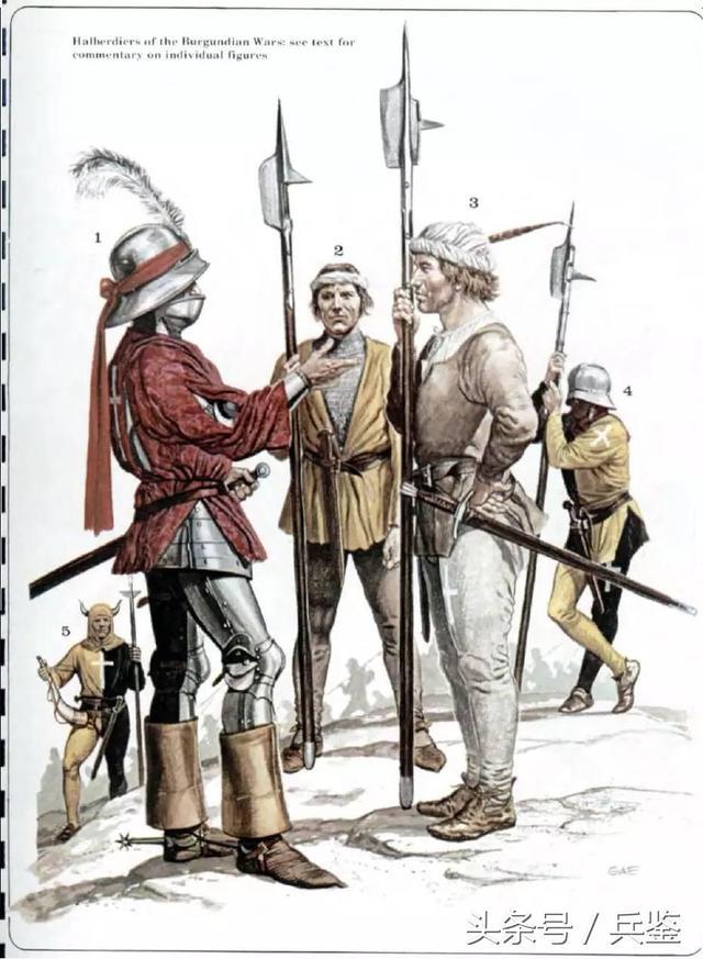 雇佣兵2战灩9�_马克西米利安的军事变革:德国雇佣兵的建立