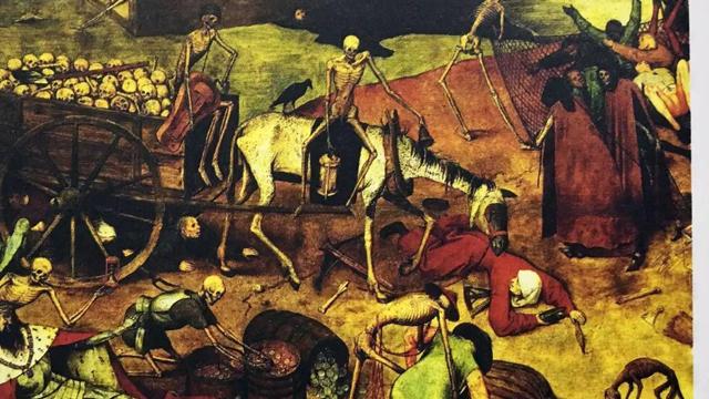 中世纪黑死病-为您读书之 未来简史 每天一万字第1集