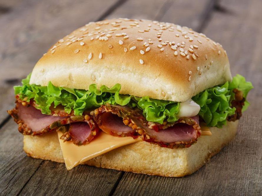 看着都想狠狠咬一口的汉堡来自一绝汉堡培训