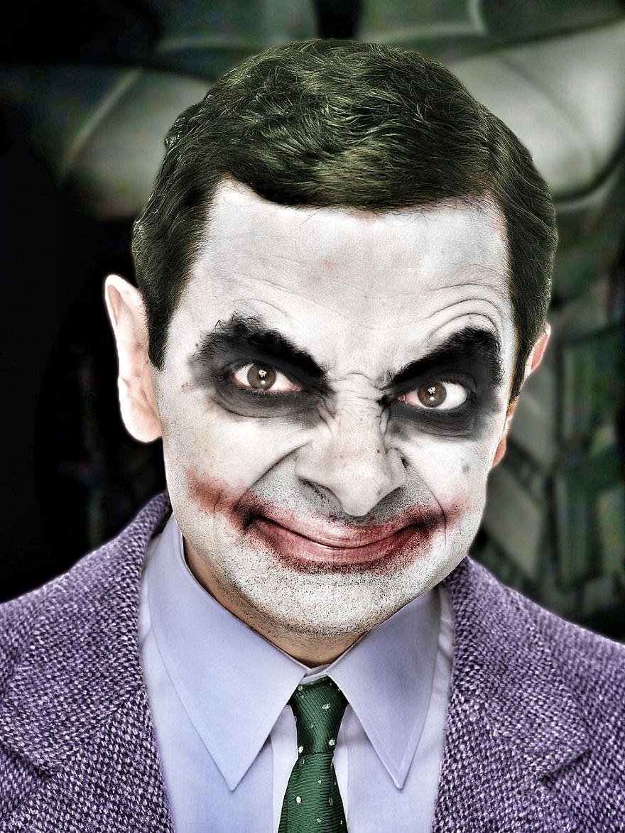 小丑混剪:我想当一名喜剧演员,即使疯狂也要一直保持微笑