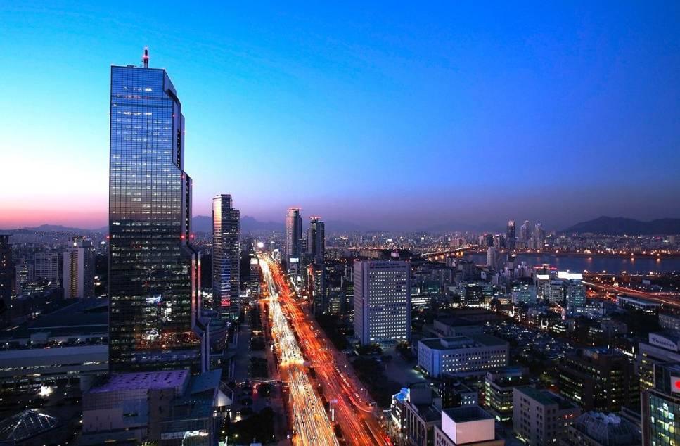 韩国经济总量相当于_韩国财阀经济图片