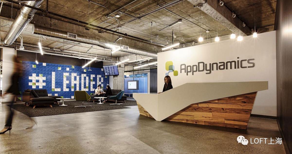 旧金山AppDynamic新总部现代风格设计