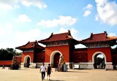 沈阳|盛京皇城拟建国家5a级景区图片