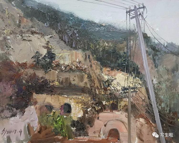 《天下黄河——黄河魂·中国梦百名中国油画名家大型写生暨主题创作展