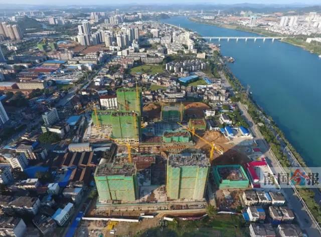 广西最新人口数据出炉 人口数排名前三的城市,桂平人也在内