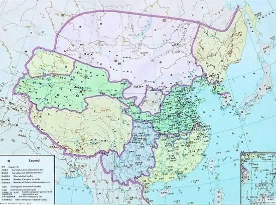 东汉末年三国三分天下